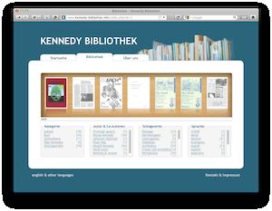 Die Kennedy Bibliothek