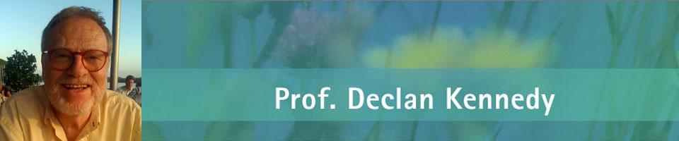 Prof. Declan Kennedy