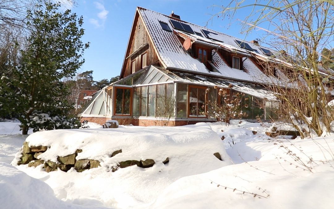 Kennedy's Solar-Retrofitted House – 35 years later